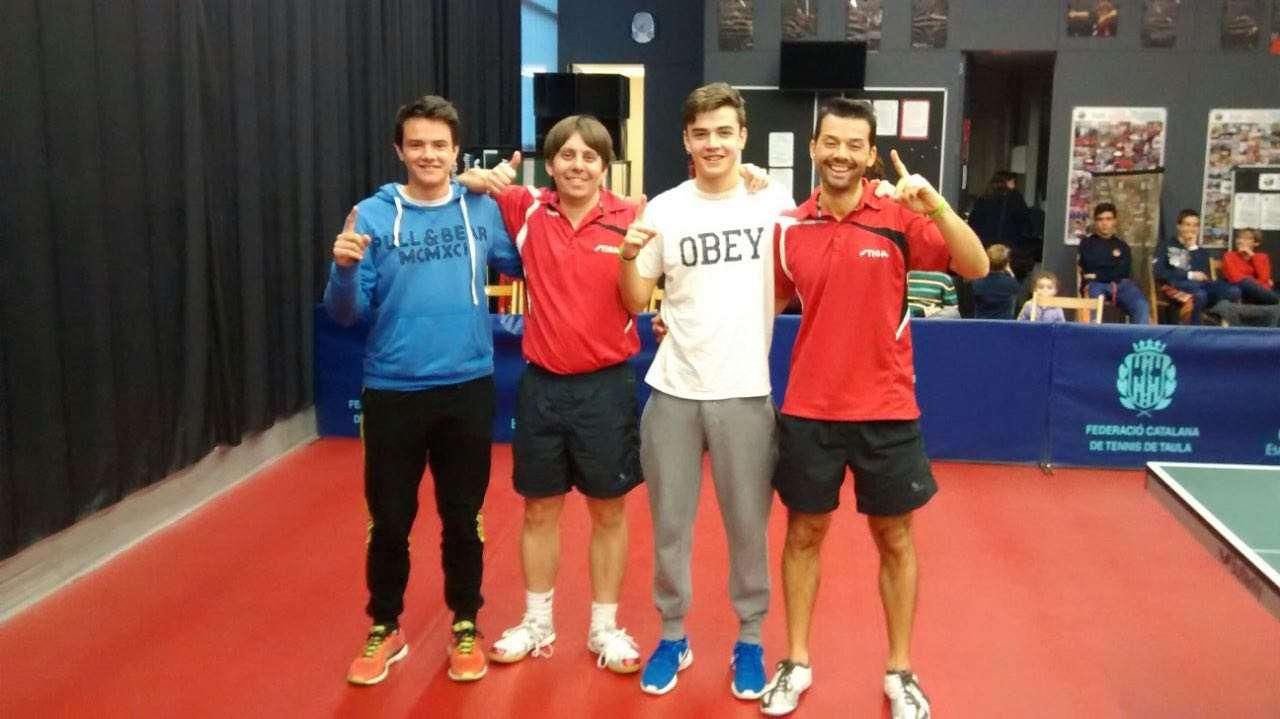 Roca, Tor, Espert i Gallego