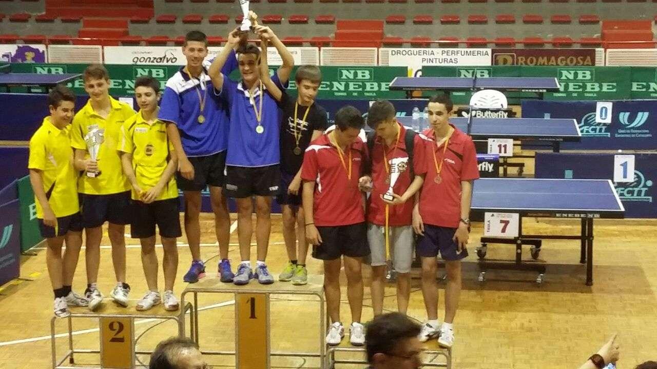 Tercers Catalunya Juvenil