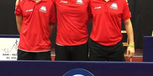PDM - Equip contra Falcons Sabadell