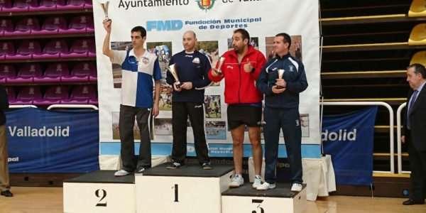 Jon Uribarri campió Estatal Valladolid