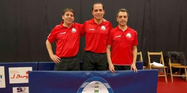 Tor, Gómez i Pons contra TT Premià SDM
