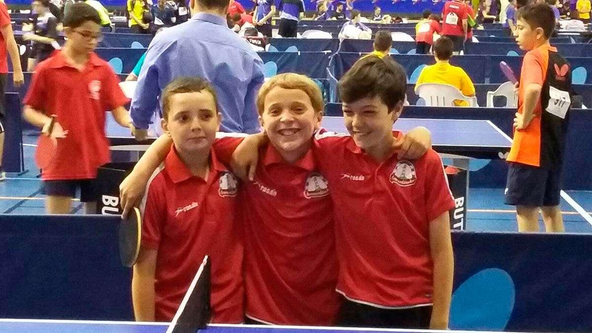 Benjamis a Campionats d'Espanya 2015-16