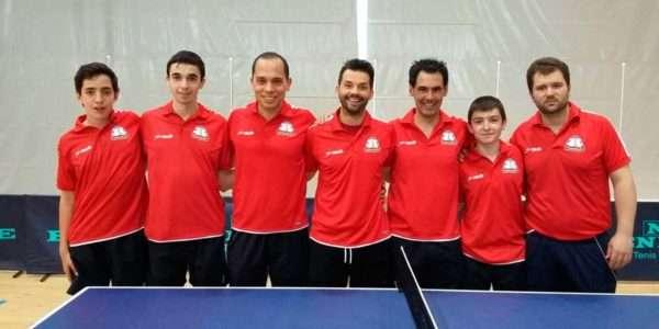 El CTT Olot – Ammërlander guanya el Campionat de Girona de Clubs