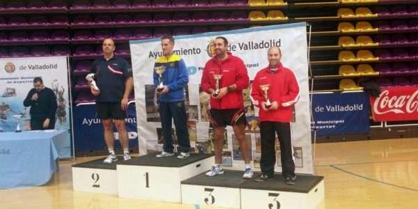 "Jon Uribarri, tercer al ""Torneo Estatal"" a Valladolid"