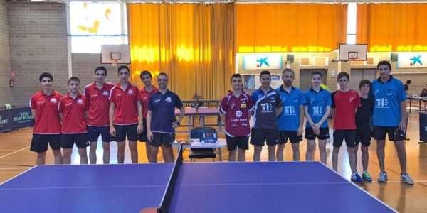 El CTT Olot – Ammerländer sots-campió de Girona de clubs