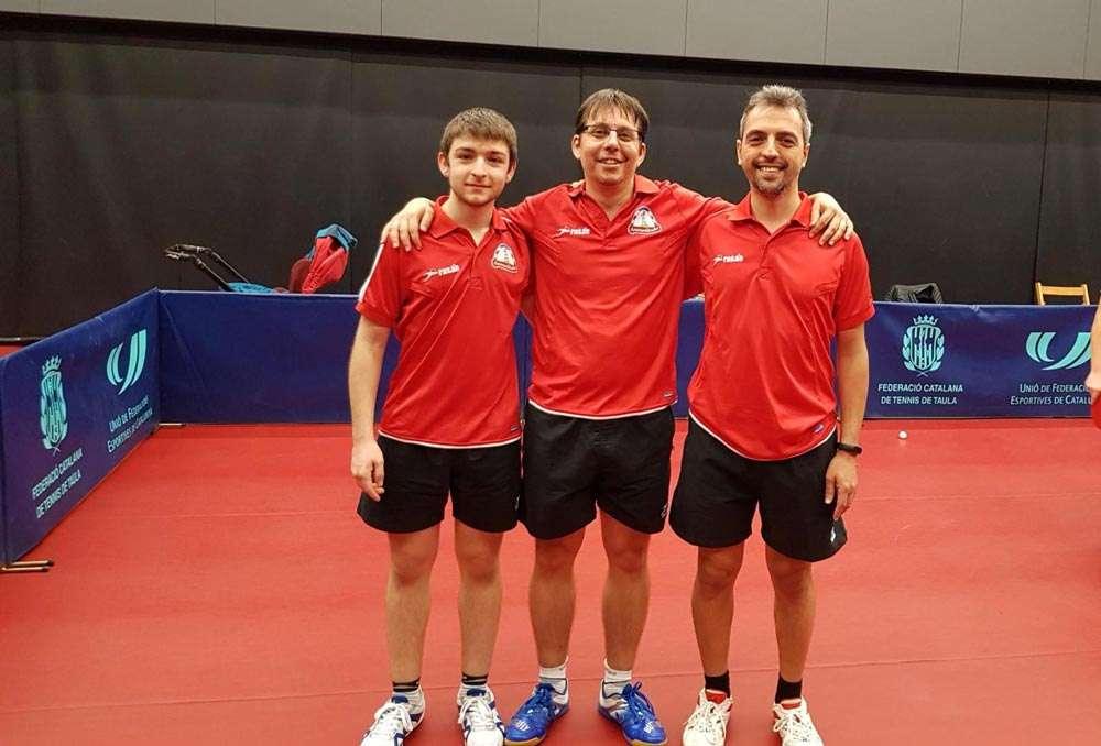 Doble victòria a Granada de l'equip de DHM