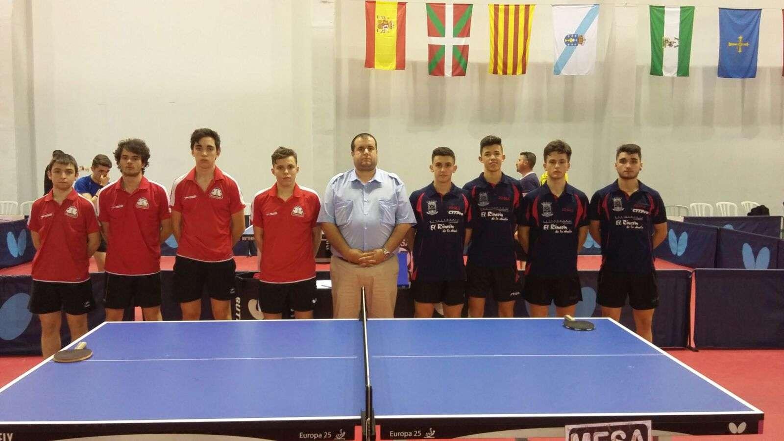 Campionats Espanya Antequera 2018