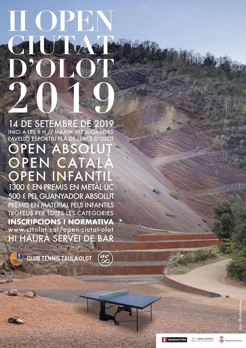 II Open Ciutat d'Olot 2019
